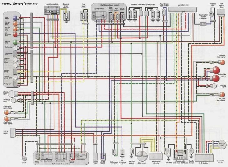 Permalink to Kawasaki Er 6 Wiring Diagram – Wiring Diagrams Source throughout Er 6 Wiring Diagram