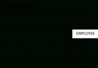 Learning Journal : Week 5: Entity Relationship Diagram (Er within 1 To 1 Relationship Er Diagram