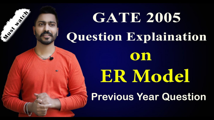 Permalink to Lec-18: Gate 2005 Question Explaintion On Er Model with Er Diagram Gate Questions