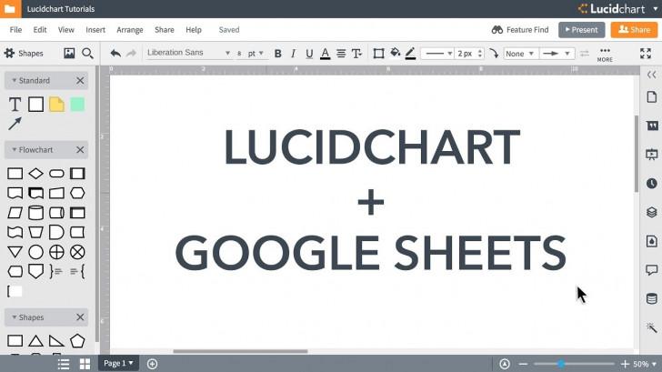 Permalink to Lucidchart Tutorials – Add Diagrams To Google Sheets pertaining to Er Diagram Google Docs