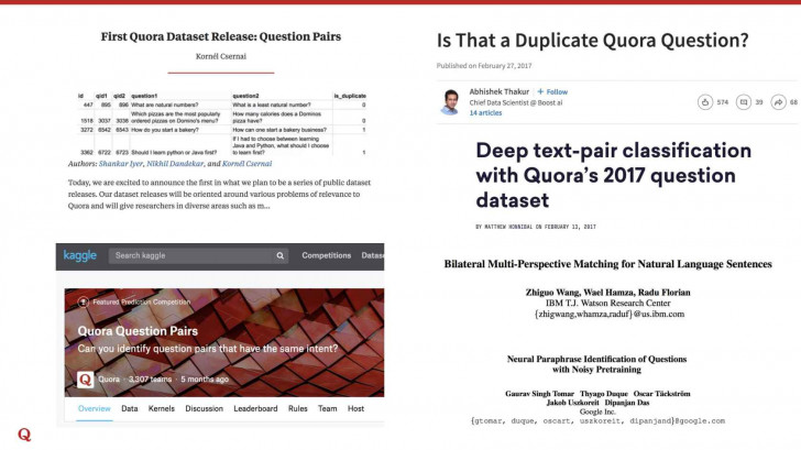Permalink to Ml For Question And Answer Understanding @quora within Er Diagram Quora