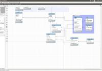 Mysql Workbench Eer Diagram Line Style Field-To-Field throughout Er Diagram Mysql