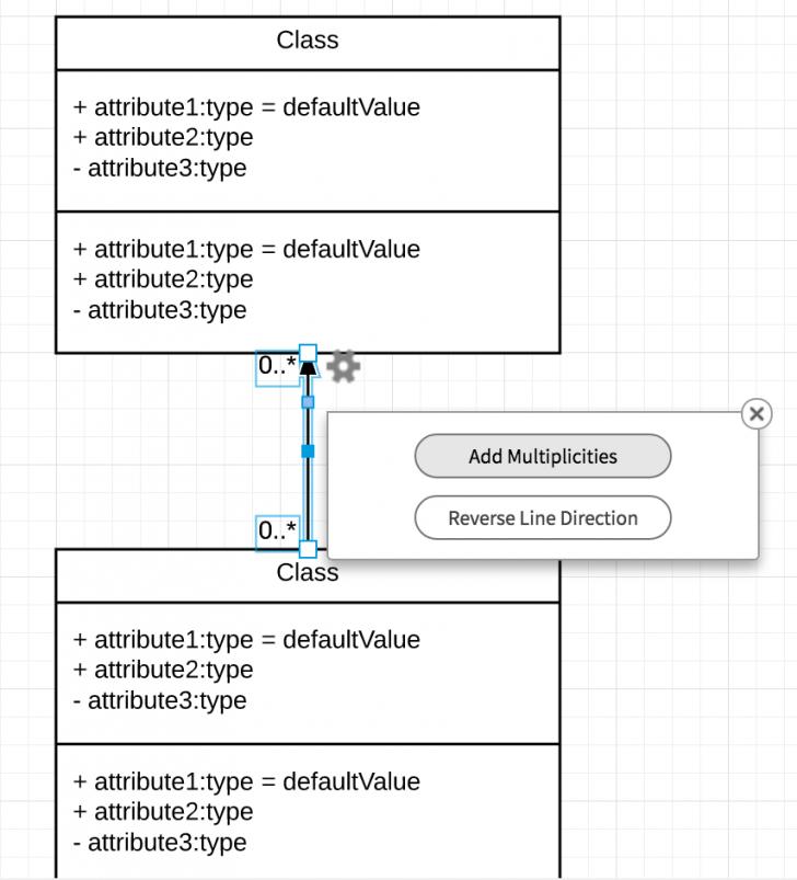 Permalink to No Multiplicity Option – Lucidchart regarding Er Diagram Multiplicity
