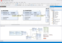 Oracle Designer – Entity Relationship Diagram Tool For Oracle for Er Diagram Examples In Oracle