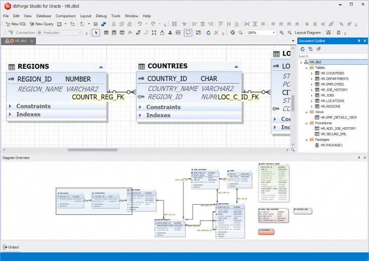Permalink to Oracle Designer – Entity Relationship Diagram Tool For Oracle within Oracle Er Diagram