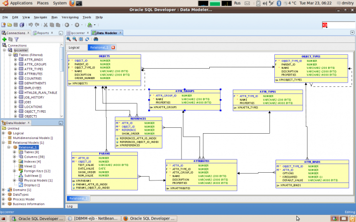 Permalink to Oracle Sql Developer 2.1.1, Data Modeler Viewer Plugin inside Er Modeler