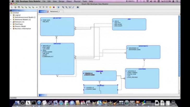 Permalink to Oracle Sql Developer Data Modeler : Reverse Engineering with regard to Er Diagram In Sql Developer 1.5.5