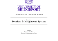 Pdf) Tourism Management System