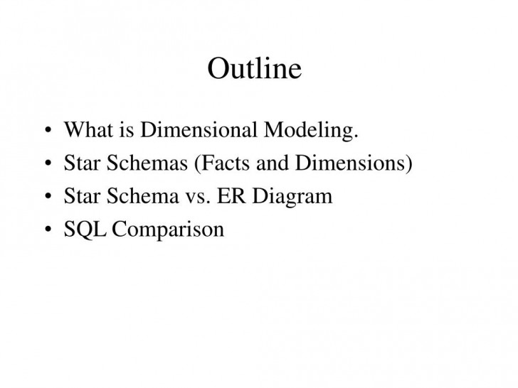 Permalink to Ppt – Dimensional Modelling Powerpoint Presentation – Id:807552 regarding Er Diagram Vs Dimensional Modelling