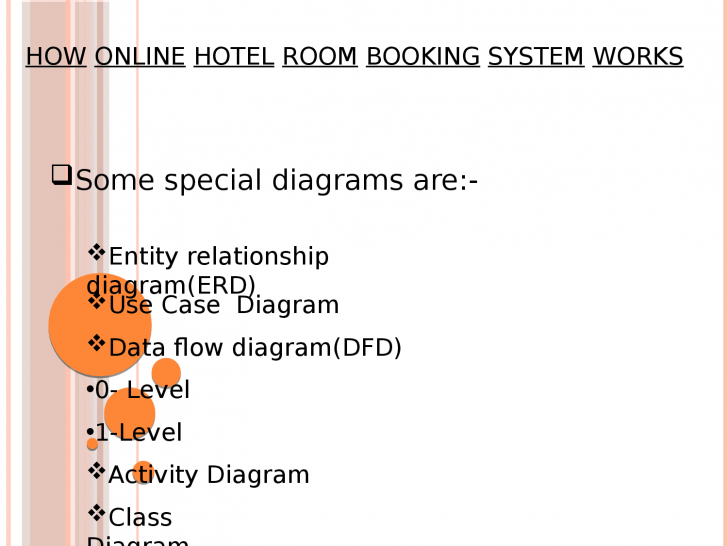 Permalink to Presentations On Hotel Management System – Docsity throughout Er Diagram Hotel Management System
