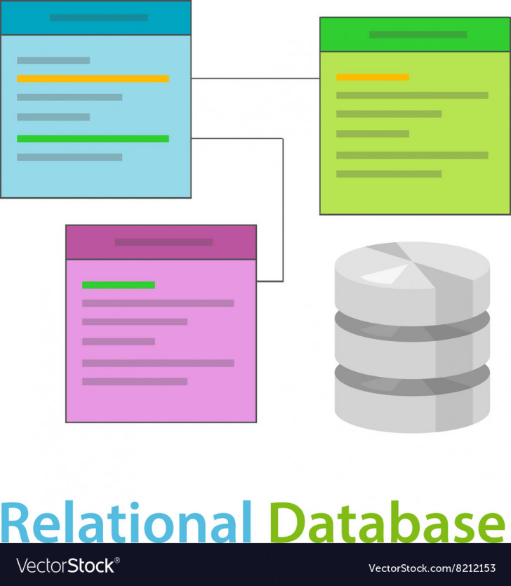 Permalink to Relational Database Data Table Related Symbol intended for Relational Database Symbols