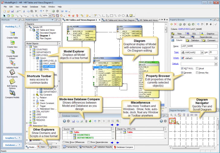 Permalink to Relational Database Design Examples | Sql Server Database with regard to Relational Database Model Diagram