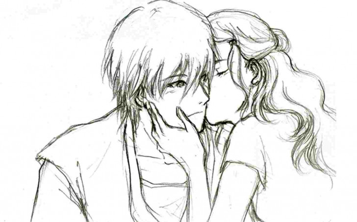 Permalink to Relationship Cute Couple Drawings with Drawing Relationship