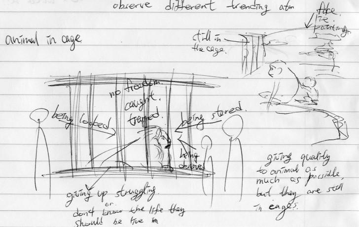 Permalink to Richard Billingham: Ray's A Laugh And Zoo | Hi Year 2 regarding Er Diagram Zoo