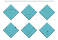Ruby Book Origami: Diagram Blue Whale-Shu Chen regarding Chen Diagram