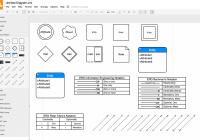 Simple Er Diagram Tool – 8.27.kenmo-Lp.de • with Er Diagram Symbols Examples