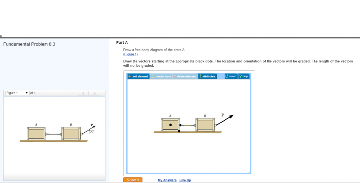 Permalink to Solved: Fundamental Problem 8.3 First: Part A Draw A Free pertaining to Draw Diagram Free