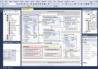 Sql Er Diagram Template – Schematics Online in Er Diagram In Sql Server 2005