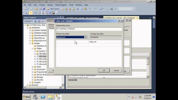 Permalink to Sql Server 2012 Create Relationships And Er Diagram with Er Diagram Sql Server 2012