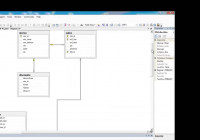 Sql Server: Creating A Database Diagram pertaining to Er Diagram In Sql Server 2005