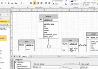 The Best 25 Entity Relationship Diagram Visio References throughout Entity Relationship Diagram Visio