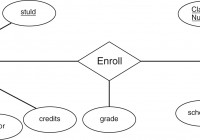Three Level Database Architecture inside Er Diagram Dbms
