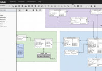 Top Online Uml Modeling Tools In 2018 (Also Including Er And inside Er Diagram Open Source
