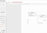 Top Online Uml Modeling Tools In 2018 (Also Including Er And intended for Er Diagram In Draw.io