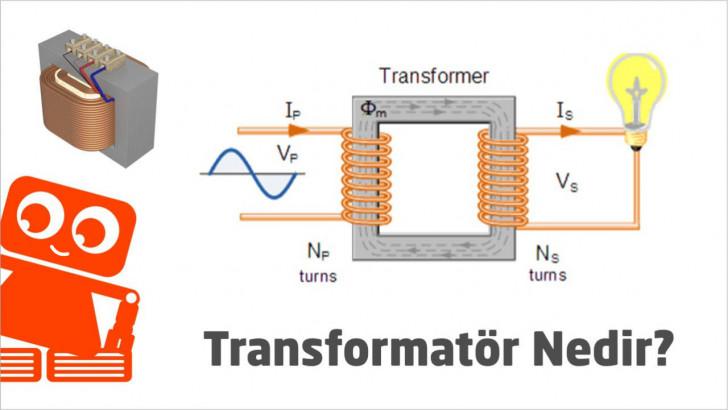Permalink to Transformatör (Trafo) Nedir? Çeşitleri, Nerelerde Kullanılır regarding Er Diagram Nasıl Yapılır