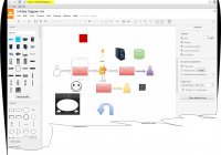 Tutorialexample: Online Diagram Free Software Draw.io with Draw Diagram Free