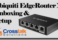 Ubiquiti Edgerouter X Unboxing And Setup with regard to Er-X Block Diagram