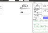 Umlet – Uml, Datenbank-Diagramme Und Mehr within Datenbank Diagramm