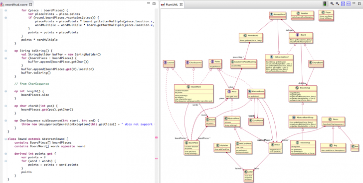 Permalink to Use Intellij To Generate Class Diagram – Stack Overflow with Er Diagram In Eclipse