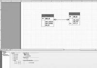 Visio 2010 Crows Foot Erd intended for Er Diagram In Visual Studio 2010