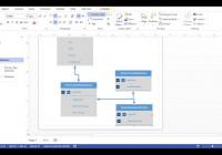Visio 2013 – Database Diagram (Crows Foot Notation) for Er Diagram Visual Studio 2013