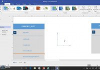 Visio 2016 Crows Foot Erd Interface Demo V2 intended for Er Diagram On Visio