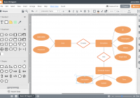 Visio For Mac | Lucidchart within Er Diagram On Visio
