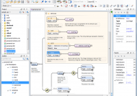 Visual Xml Schema Diagram Editor (Design Mode) within Schema Diagram Generator