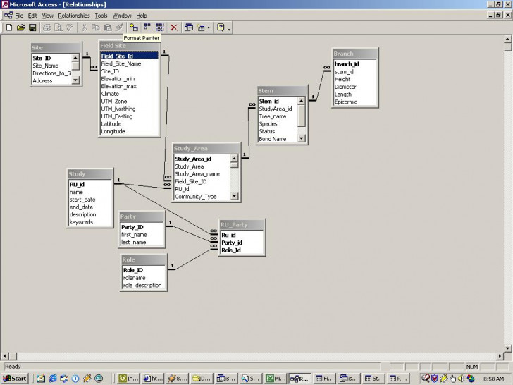 Permalink to What Tool Can I Use To Build A Nicely-Formatted Sql Db regarding Database Diagram Tool