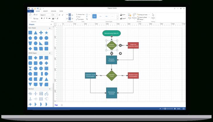 Permalink to Wpf Diagram – Syncfusion Wpf Ui Control – Visual Studio in Er Diagram Visual Studio 2015