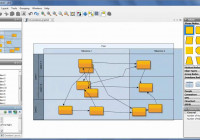 Yed – Graph Editor with Er Diagram Yed