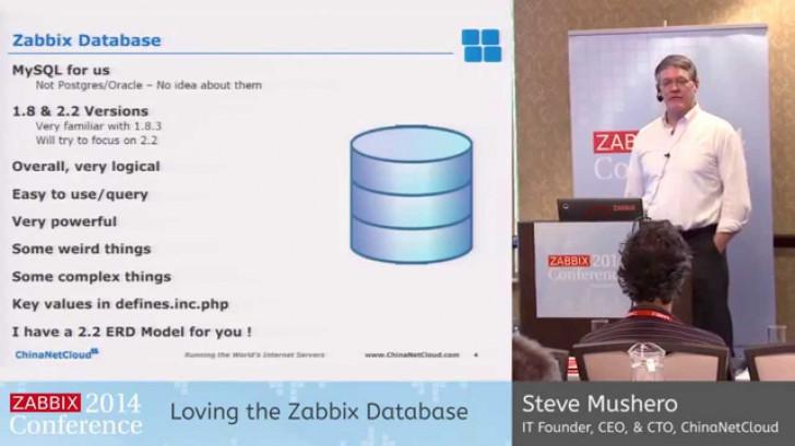 Permalink to Zabbix Conference 2014 – Steve Mushero | Short Talk: Loving The Zabbix  Database regarding Zabbix Er Diagram